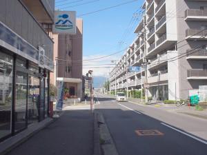 M.Nashihara 海老名駅方面