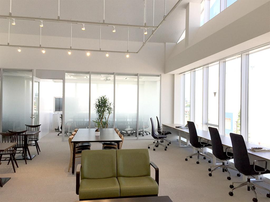 RICOH Office & Lounge Ebina