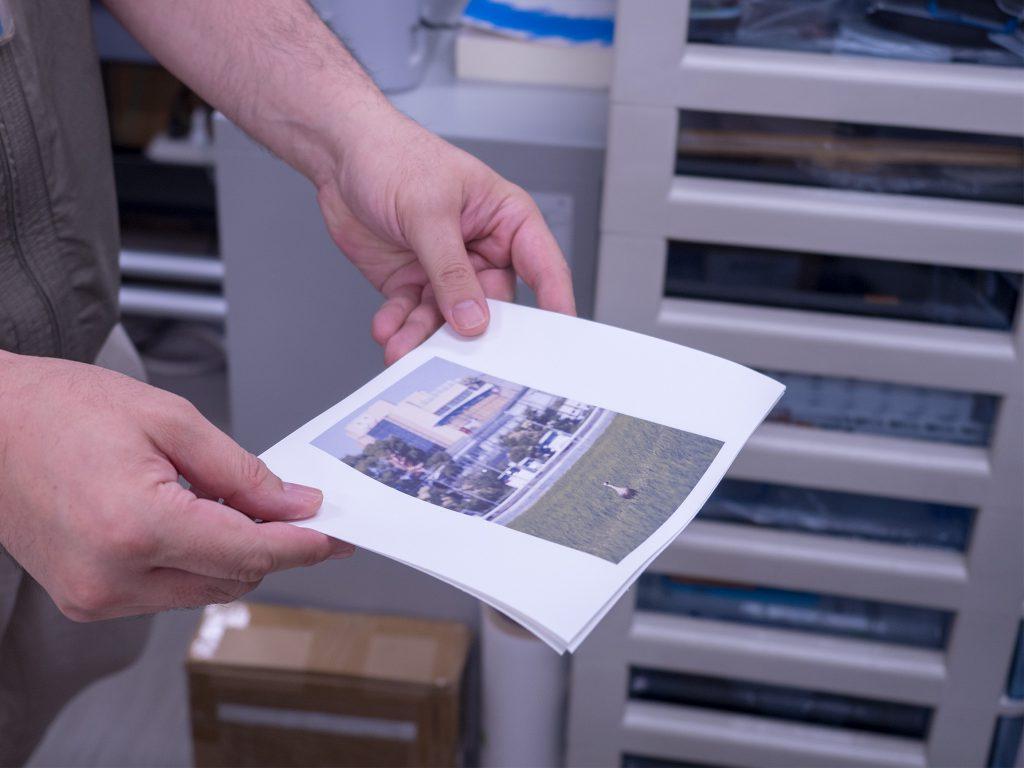 プリントライフエッグで印刷の解説