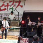 ビナフェス Vol.6 決戦ライブ/第2回 海老名扇町 駅前音楽祭 えび音