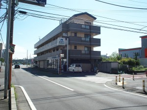M.Nashihara 厚木駅方面