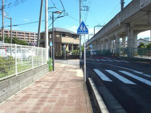 M.Nashihara 徒歩