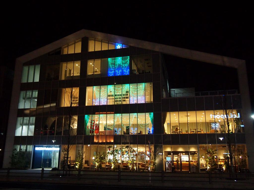 RICOH Future House「クリスマスツリー」