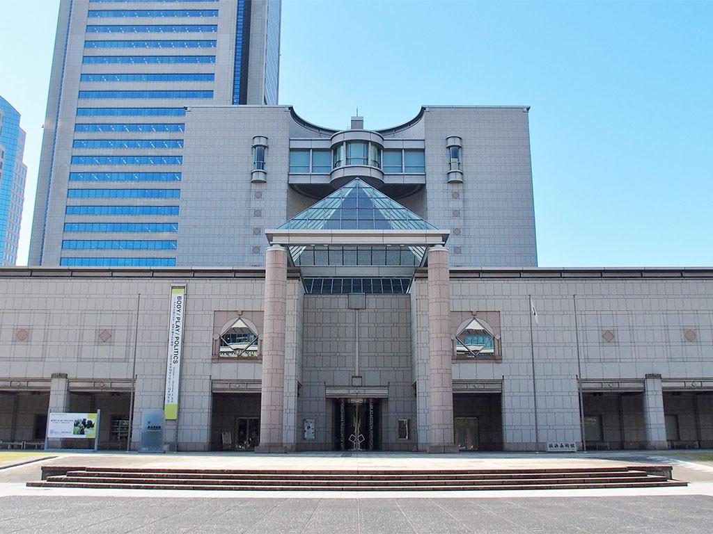 海老名市立中央図書館 トークイベント「横浜美術館学芸員に聞く ~アートの楽しみ方~」