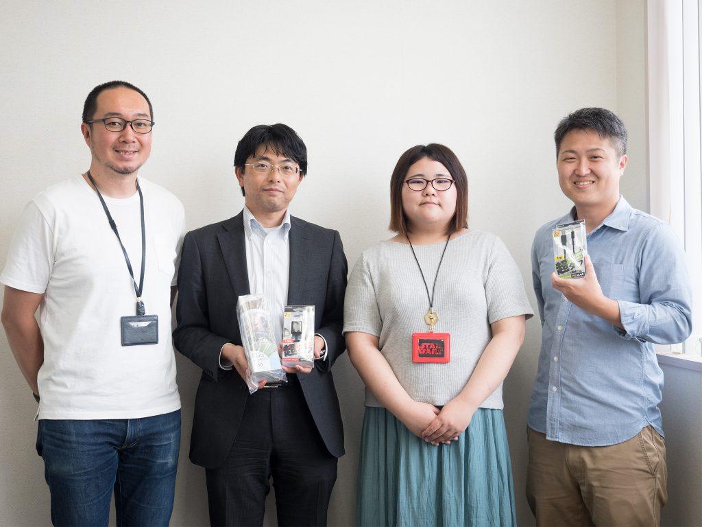 株式会社オウルテック 授賞式