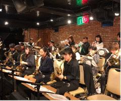 北里大学 New Count Jazz Orchestra