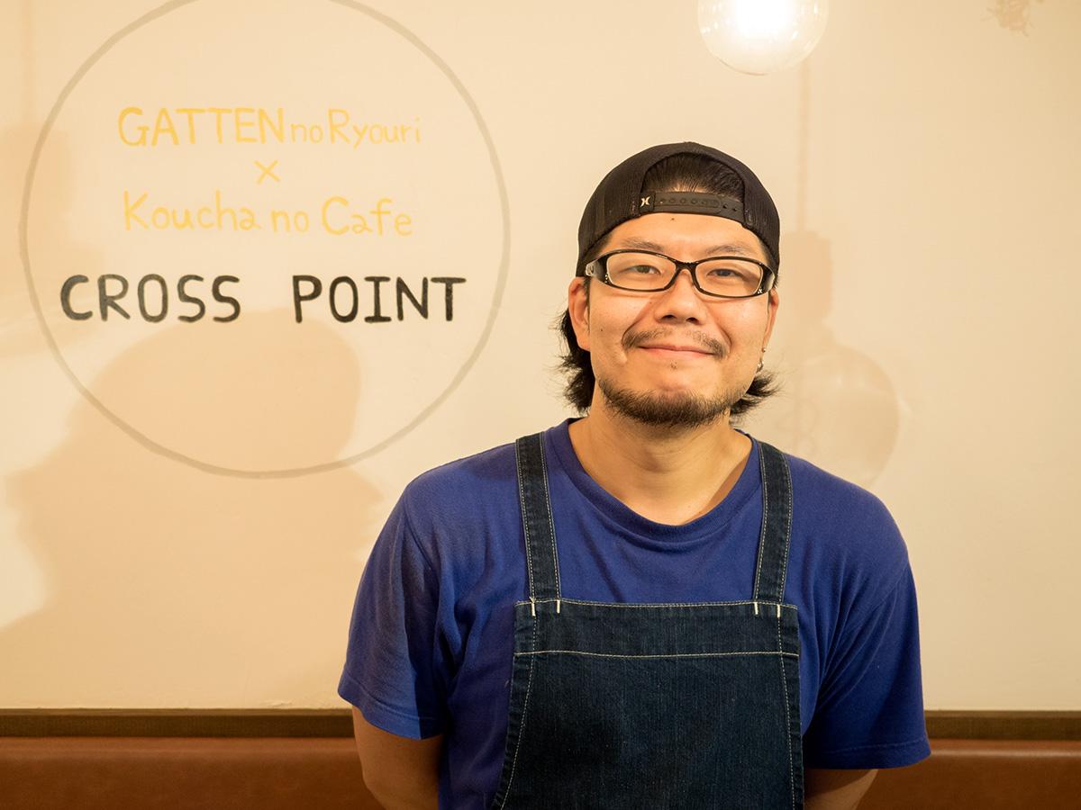 店長の國見さんは「オープンキッチンなので、お客さんの笑顔を見ながら料理できる事が嬉しい」