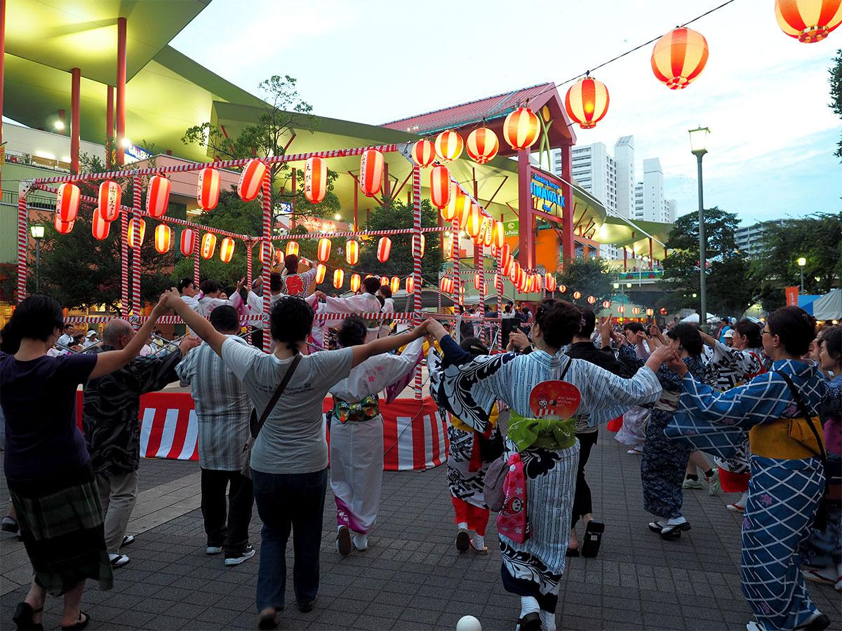 2019年「第10回 えびな盆踊りフェスティバル」