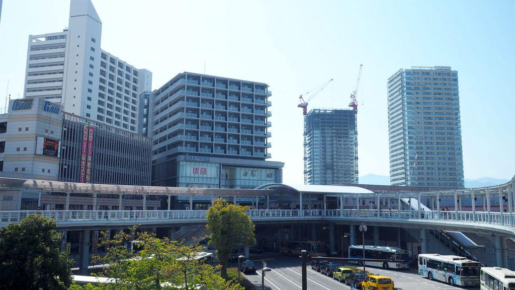 海老名駅 駅前
