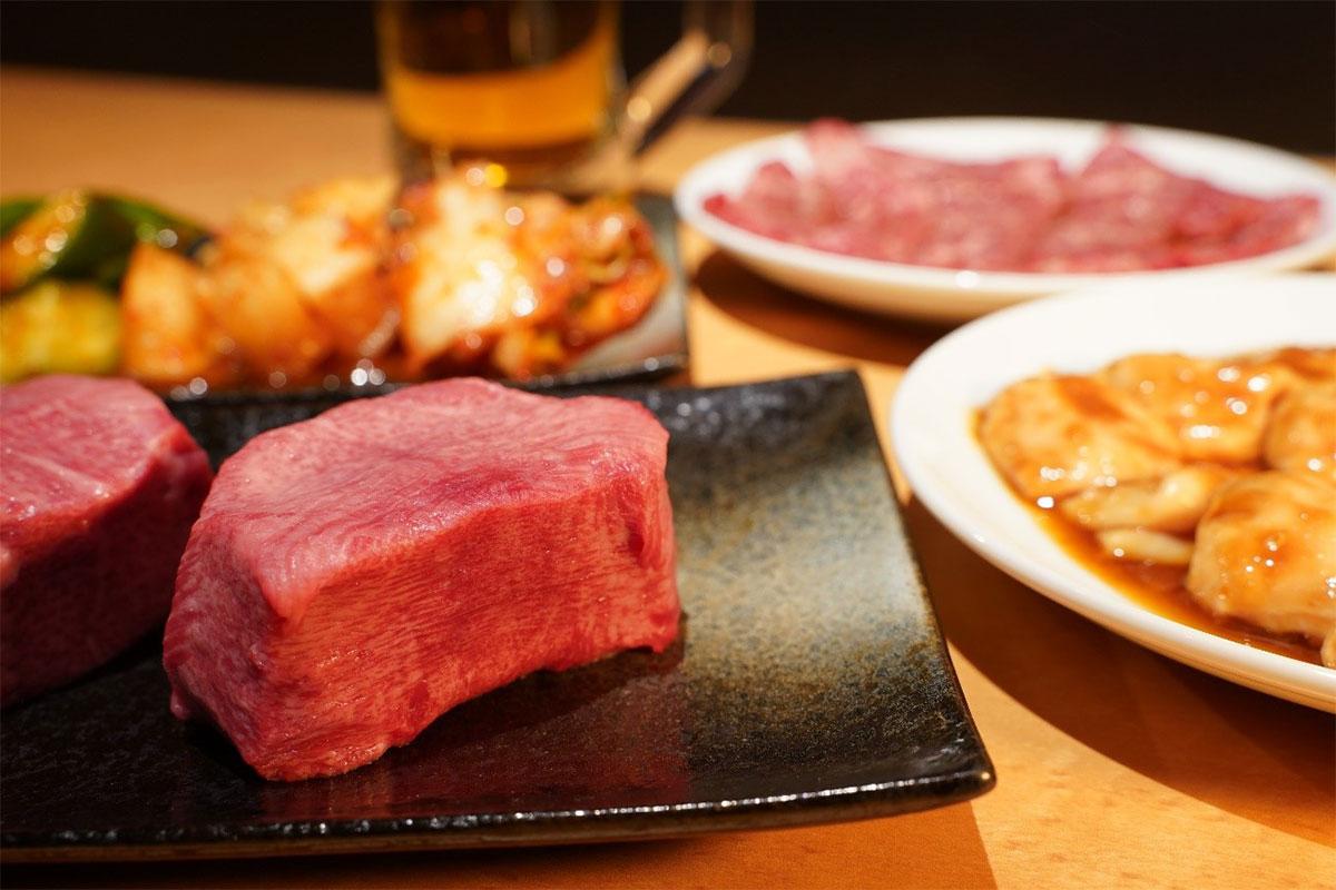 焼肉ホルモンばんげ