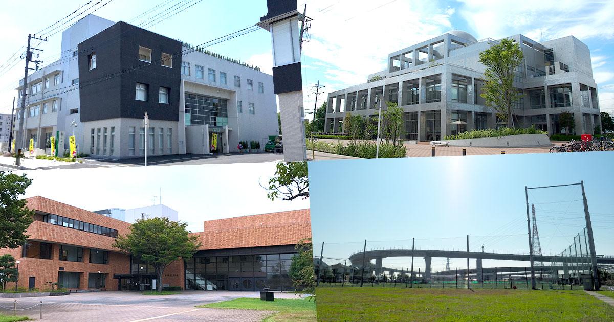 海老名市は6月1日から公共施設を段階的に再開、7月の全面再開を目指す